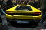 Lamborghini Huracan LP610-4 на автошоу в Женеве