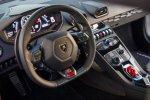 Интерьер Lamborghini Huracan LP 580-2