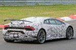 Lamborghini Huracan пойман шпионами на треке