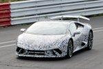 Lamborghini Huracan шпионские фото