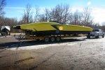 Лодка Aventaboat