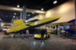 Сейчас 48' MTI Aventaboat имеет два двигателя Mercury Racing по 1350 л.с. каждый. Они были установлены только для шоу в Майами.