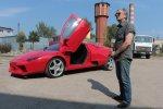 Oлег Грицак сделал Lamborghini Reventon