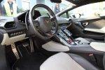 Салон Huracan Follow Me Car дополнен элементами управления дополнительных опций