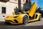 Рассекречен новый Lamborghini Aventador S