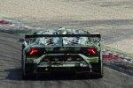 Шпионы засняли Huracán GTE на тестах в Монце