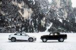 Lamborghini Urus & LM002: поездка за рождественской елкой