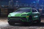 Концепция Lamborghini Urus ST-X, созданная для новой гоночной серии на основе Urus