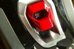Lamborghini Huracan LP610-4 кнопка запуска двигателя