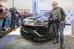 Lamborghini Urus в обвесе от Prior Design и Роберт Гейсс (Robert Geiss)