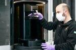 Lamborghini помогает в борьбе с коронавирусом. Компонент защитных экранов, напечатанных при помощи 3D-печати для больницы Сант'Орсола-Мальпиги в Болонье