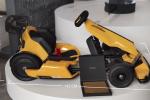 Новый карт Xiaomi Ninebot GoKart Pro Lamborghini. Фото с сайтаMotor1.com