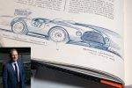 Наброски руководителяотдела дизайна Lamborghini – Мити Боркерта