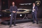 Модель яхты Tecnomar for Lamborghini 63