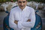 Шеф-повар Мауро Колагреко,удостоенный трех звезд Мишлен,владеющий рестораномMirazur