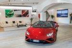 Lamborghini Lounge Porto Cervo 2020