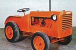 Первый трактор Lamborghini Carioca