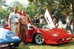 Valentino Balboni (Валентино Бальбони) и Ferruccio Lamborghini (Ферруччо Ламборгини)