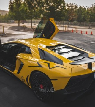 Что означает SV в названии моделей Lamborghini