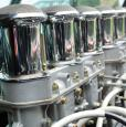 1971 Miura P400 SV/J Replica двигатель.Шасси 4280 Двигатель 30422