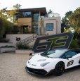 2018 Aventador SVJ 63 Edition. Презентация на Monterey Car Week 2018