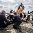 2018 Aventador SVJ Prototipo на Северном Кольце трассы Нюрбургринг установил рекорд круга, пройдя его за 6:44,97 минут