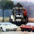 Ferruccio Lamborghini и его творения